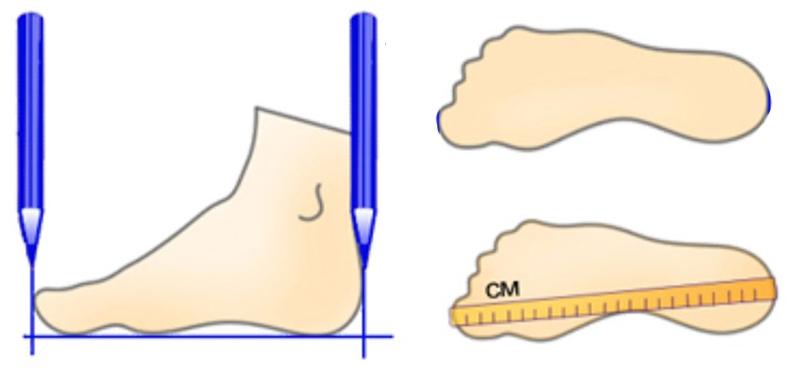 Помочь выбрать размер обуви joma
